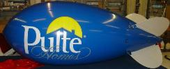 promotional blimps for advertising promotions